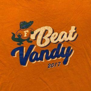 Florida Gators BEAT VANDY 2017 Men's T Shirt